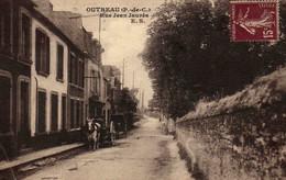 OUTREAU   - Rue  Jean Jaurès - Sonstige Gemeinden