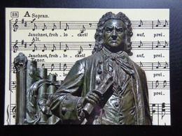 Leipzig, Johann Sebastian Bach -> Unwritten - Singers & Musicians