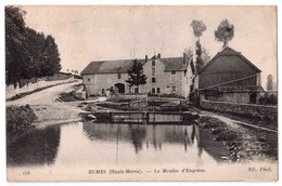 Humes - Le Moulin D'Engrave - édit. ND Neurdein 158 + Verso - Sonstige Gemeinden