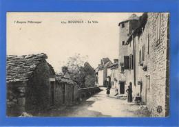 12 AVEYRON - BOZOULS La Ville (voir Descriptif) - Bozouls