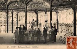 03 VICHY La Source Chomel - Vichy