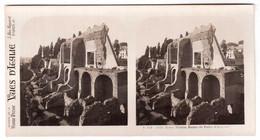 Photo Stéréoscopique Vues D'Italie - S.134 1333 - Rome - Palatin - Ruines Du Palais D'Auguste - Stereoscopic