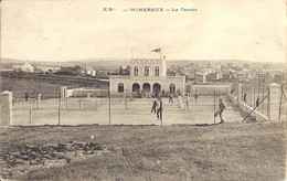 WIMEREUX  -  EB 4  - Le Tennis - Animation - Andere Gemeenten