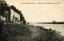 Le Cellier *bords De Loire à Beau Rivage En Amont - Le Cellier