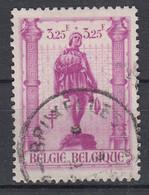 BELGIË - OBP - 1943 - Nr 621 - Gest/Obl/Us - Usati