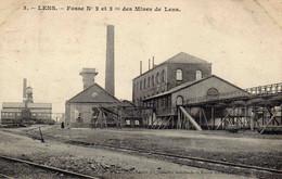 LENS  -  FOSSE  N° 2 Et 2bis Des Mines De LENS - Lens