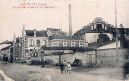 Cpa CHARMES 88 La Grande Brasserie De Charmes - Charmes