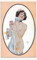 CPA - Illustrateur NEY - Colifichets Galants - Série 24 - 117 - Other Illustrators
