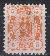 FINLAND SOUMI [1875] MiNr 0013 A Y B ( O/used ) - 1856-1917 Russische Verwaltung