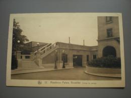 BRUXELLES - RESIDENCE PALACE 22 - ENTREE DU GARAGE - Zonder Classificatie