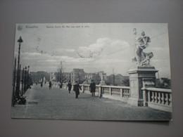 BRUXELLES 1910  - AVENUE EMILE DE MOT - VUE VERS LA VILLE - Zonder Classificatie