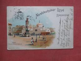 Norddeutscher Lloyd Bremen    Algier   Ref 4438 - - Piroscafi