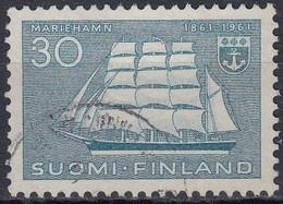 FINLANDIA 1961 Nº 507 USADO - Gebraucht