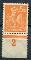 Deutsches Reich - Mi.  238 ** - Neufs