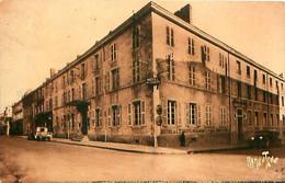 Cpa LA ROCHE SUR YON 85 Hôtel De L' Europe - Bergevin 2334 - La Roche Sur Yon