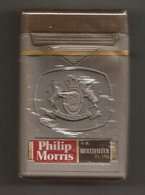 Ancien Paquet De Cigarettes , Complet , Scéllé, PHILIP MORRIS , Multifilter, Frais Fr 3.15 E - Zigarettenzubehör