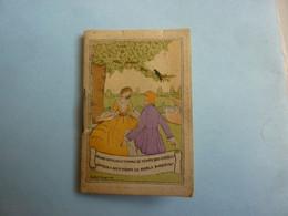 Calendrier  1930  CHOCOLAT  FOUCHER Rue Du Bac PARIS (Dessin Signé Galvet Rogniat)    -(2020 OCTOBRE 34) - Formato Piccolo : 1921-40