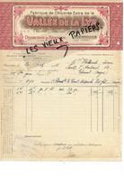 59 - Nord - MERVILLE - Facture DEGRUSON  & HENNION - Fabrique De Chicorée - 1942 - REF  169B - 1900 – 1949