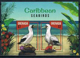 Bloc Sheet Oiseaux Birds Neuf  MNH ** Grenada  2016 - Otros