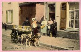 N° 5 Laitières Belges - Les Clientes - Street Merchants