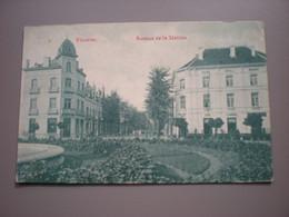 VILVORDE 1910 - AVENUE DE LA STATION - ED. LOUIS ROYLS N. 1 - Vilvoorde