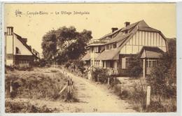 COXYDE- BAINS  - Le Village Sénégalais - Star N° 39 - Koksijde