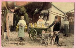 N° 3 Laitières Belges - Le Depart De La Forme - Street Merchants