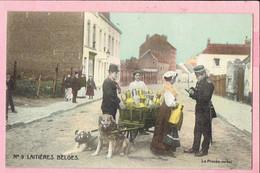 N° 9 Laitières Belges - Le Procés-verbaal - Street Merchants