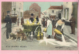 N° 10 Laitières Belges - Voleur Volé!! - Street Merchants