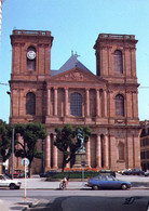 1 AK Frankreich * Die Kathedrale St. Christopherus In Belfort - Département Territoire De Belfort * - Belfort - City