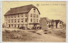 COXYDE-BAINS - Le Home J. Hiernaux - Koksijde