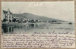 VAUD: LUTRY - LE QUAI - HÔTEL DE VILLE PONT DE BORY - VD Vaud