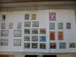 POLYNESIE  Poste 1978 à 1994 Dont 3 Bonnes Valeurs Neufs Sans Charnière MNH Voir Commentaire - Lots & Serien