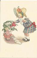 ARROSOIR ILLUSTRATEUR SBPEARSE ENFANT KIDER POUPEE LUDOM - Santa Claus