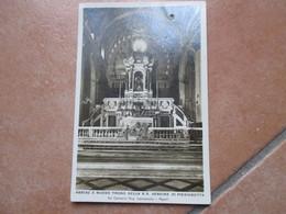 Napoli Abside E Nuovo Trono S.S.VERGINE Di Piedigrotta Dei Canonici Reg.Lateranensi NAPOLI - Napoli (Naples)