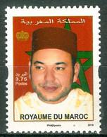 MOROCCO MAROC MAROKKO ROI MOHAMMED VI 2019 - Marokko (1956-...)