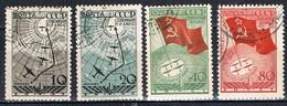 RUSSIE  617/620 - Gebruikt