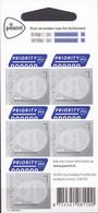 Nederland - Koningin Willem-Alexander 2017 - Waarde Int. 1 - MNH - Plaatnummer W2W2W2W1 - NVPH V3600 - Unused Stamps