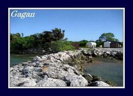 Marshall Islands Gagan New Postcard Marshallinseln AK - Marshall Islands