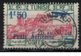 TUNISIE        N°  YVERT :    PA  11 OBLITERE       (OB 9 / 33 ) - Luchtpost
