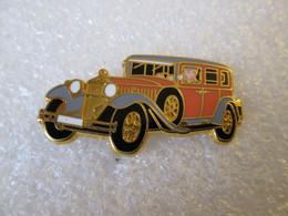 PIN'S      MERCEDES BENZ    TYPE  460  NURBURG  1928   Zamak   ARTHUS BERTRAND - Mercedes