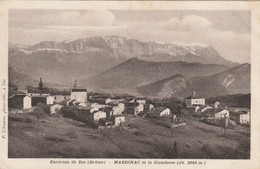 (Environs De DIE) MARIGNACF Et Le Glandasse. - Other Municipalities