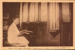 Var, Le Rayol, Orgue De M. Eugene Reuchsel           (bon Etat) - Sonstige Gemeinden