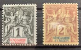 1903  Y Et T  1/2* - Unused Stamps