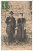 16 - Types Et Costumes Des Environs De RUFFEC - Berdon 112 - 1913 - Ruffec