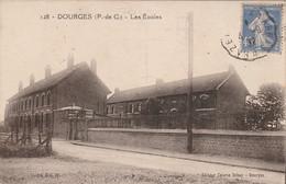 S19-62) DOURGES (PAS DE CALAIS) LES ECOLES - Altri Comuni