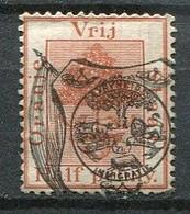 Orange Free State Mi# 10 Ganzsachenentwertung Gestempelt/used - Heraldic Tree - Stato Libero Dell'Orange (1868-1909)