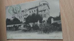 CPA -  438. JUAN LES PINS Le Grand Hôtel - Juan-les-Pins