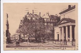 CP 75 PARIS 17eme Place Des Batignolles Eglise Sainte Marie - Distrito: 17