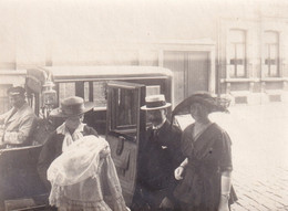 BAPTEME 1921 LIEGE - Anonieme Personen